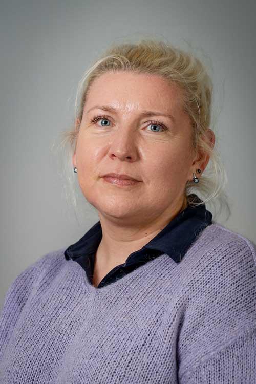 Dr. Galina Halvorsen