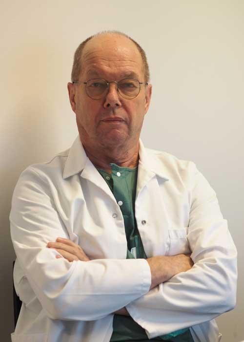 Urolog Jan Nagelhus